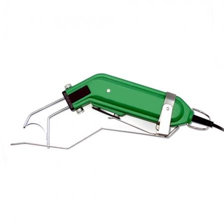 Staartcoupeerder met S-K mes en knipbeugel